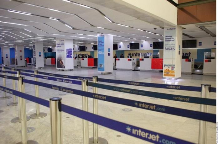 Votarán por huelga de Interjet en 25 aeropuertos