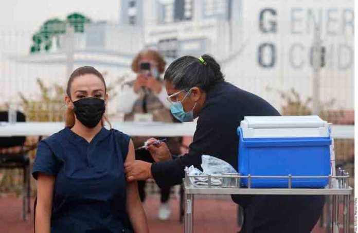 Sugiere Conago vacunar más médicos y a policías