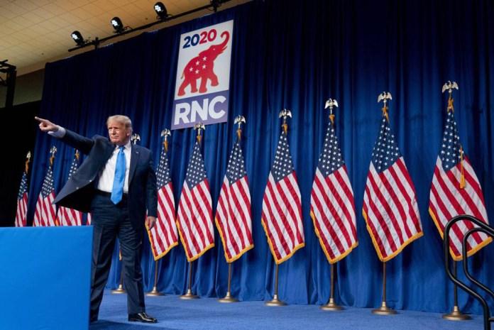 Advierte Trump crisis para los republicanos