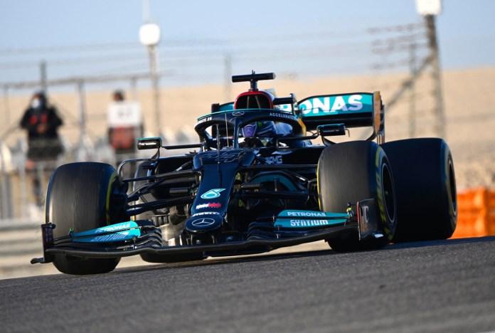 Respeta Hamilton a dupla de Red Bull