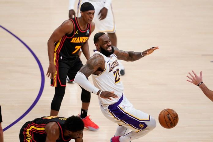 Apagan lesiones a estrellas de los Lakers