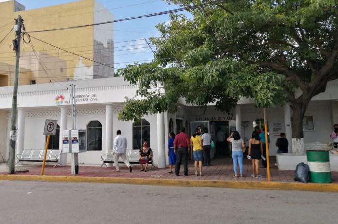 Bajan defunciones por Covid-19 en Benito Juárez