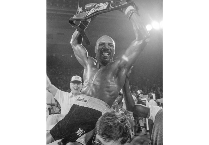 Luto por Marvin Hagler en el mundo del boxeo