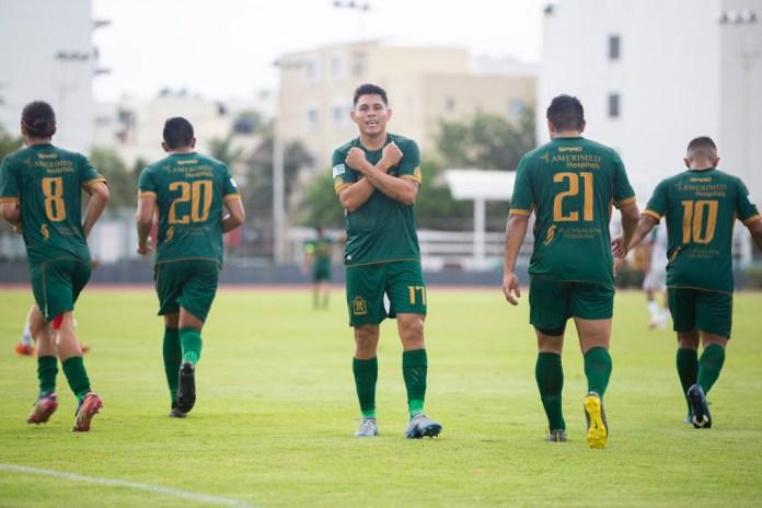 Quiere Inter Playa un triunfo en Cancún