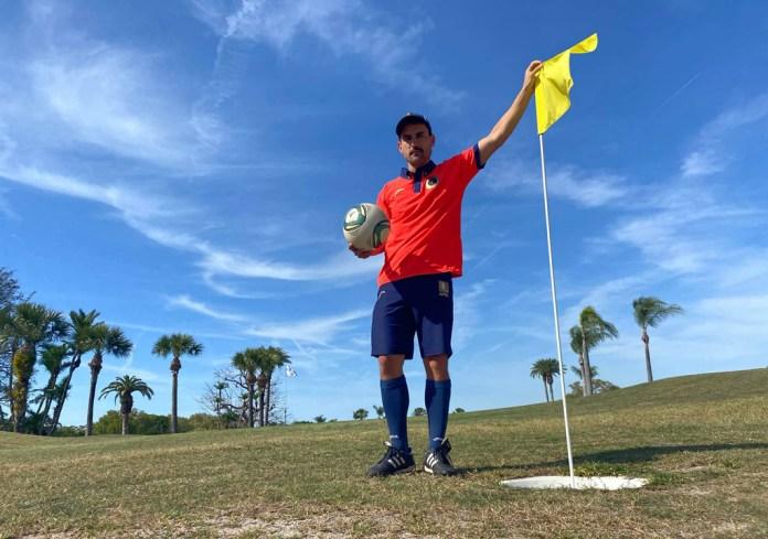Entra jugador de FootGolf cancunense al podio