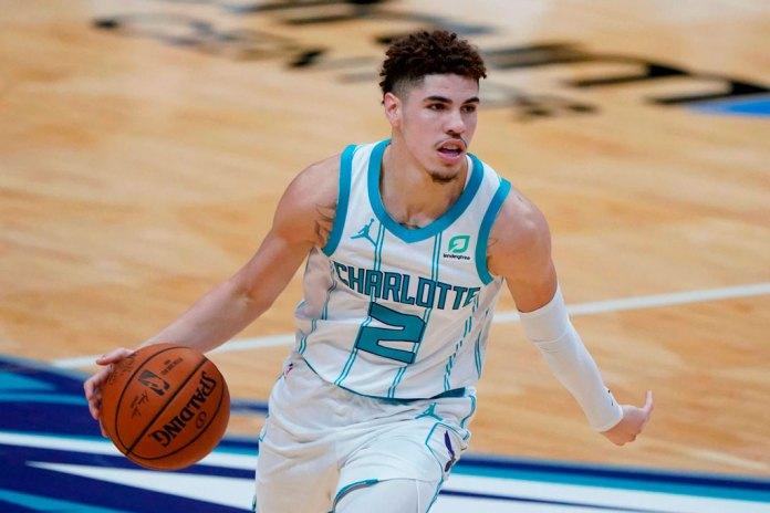 Frustra lesión progreso de LaMelo Ball en NBA