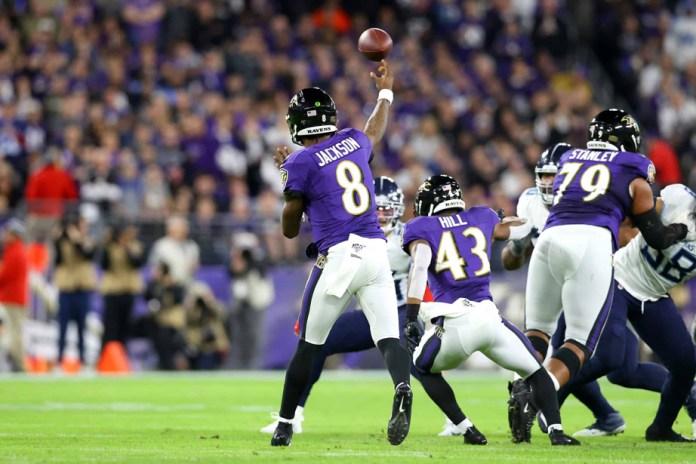 Trabajan Ravens en renovación de contrato para Lamar Jackson