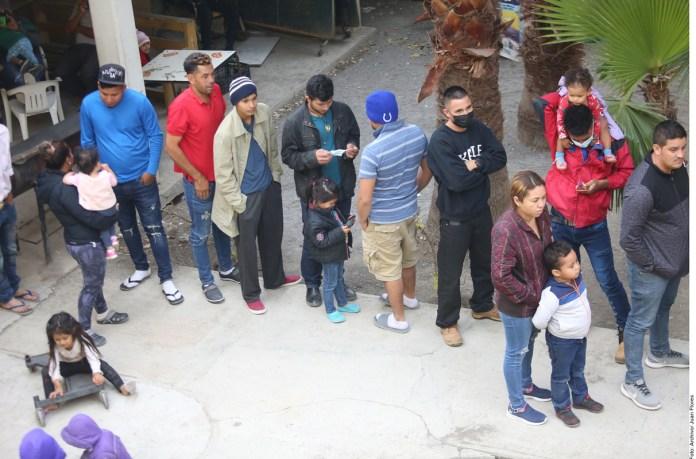 Crece presentación de niños migrantes