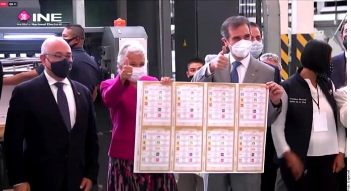 Se piden neutralidad el INE y Gobernación