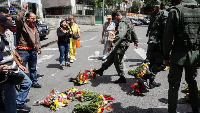 Acusan a Venezuela de ejecutar a civiles