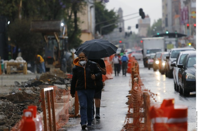 Alerta en México déficit de lluvia