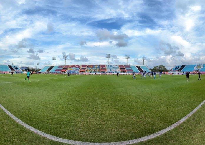 Debuta público en triunfo de Cancún FC
