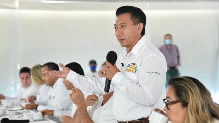 Firman candidatos de Benito Juárez compromisos con CCE