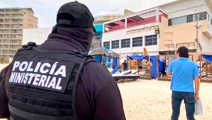 Respaldan operativo donde se liberó playa Gaviota Azul