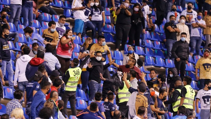 Vuelve violencia a los estadios de Liga MX