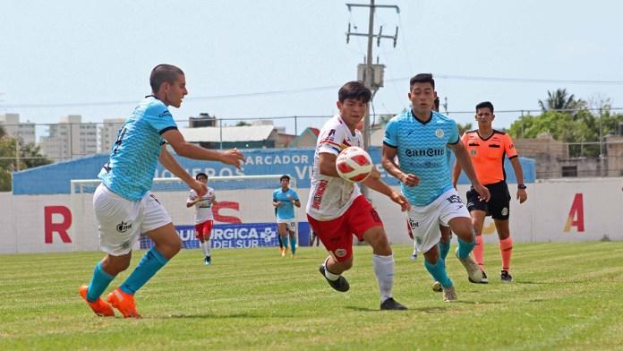 Triunfa Cancún FC en Tercera División a costa de Pioneros