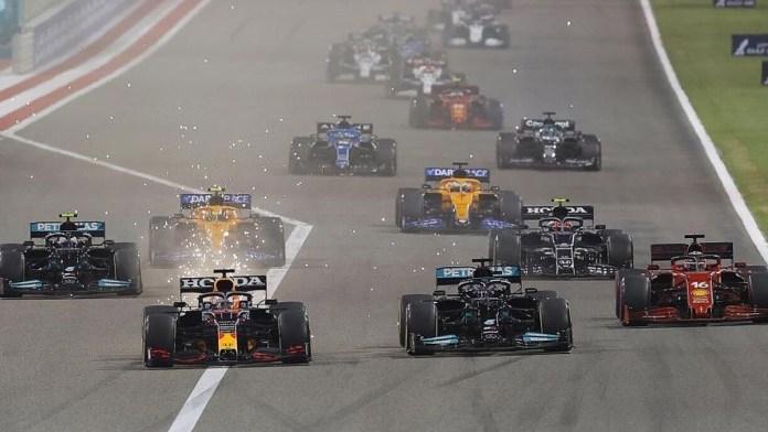 Aprueba Fórmula 1 clasificación de sprint