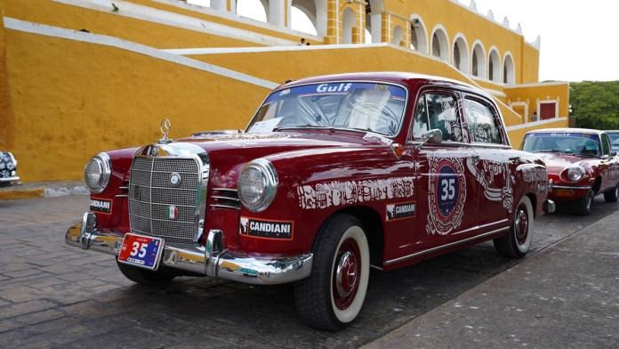 Calientan motores para el Rally Maya México