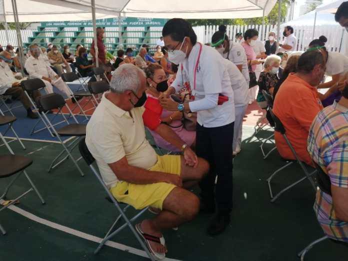Vuelve vacunación contra Covid-19 a Cancún este miércoles