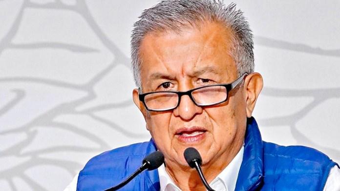 Saúl Huerta, diputado de Morena