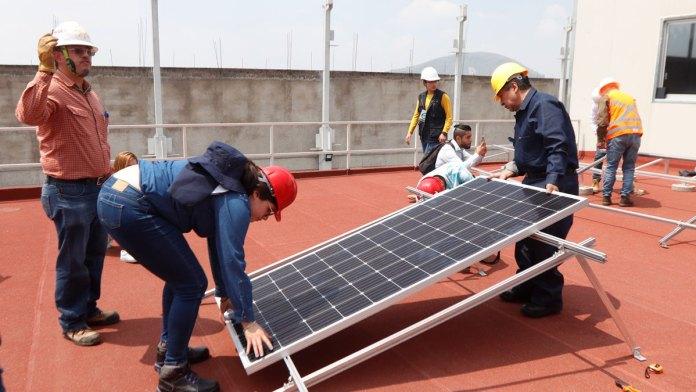 Darán capacitación en energías limpias