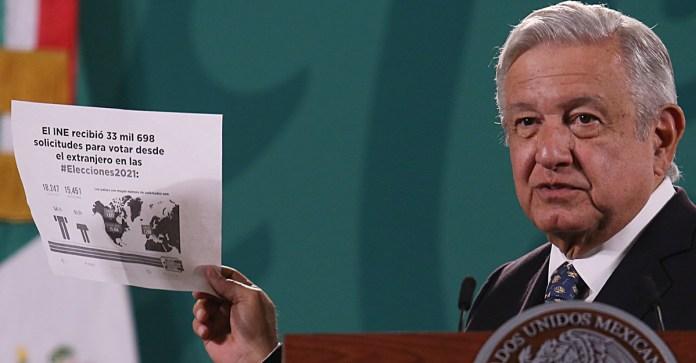Vayan a la OEA, dice Presidente