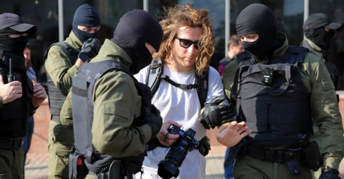 Lamentan prisión de los periodistas