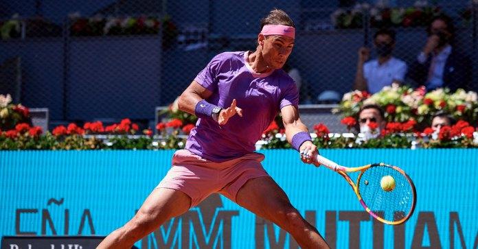 Baja Rafa Nadal en el ranking previo a Roland Garros
