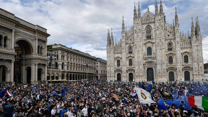 Pone Inter de Milan fin al dominio de Juventus
