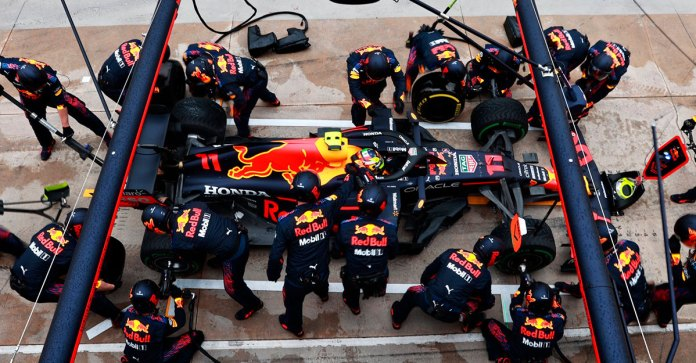 Ve Red Bull desempeño de Checo como aceptable
