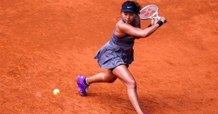 Traza Naomi Osaka su camino a Roland Garros
