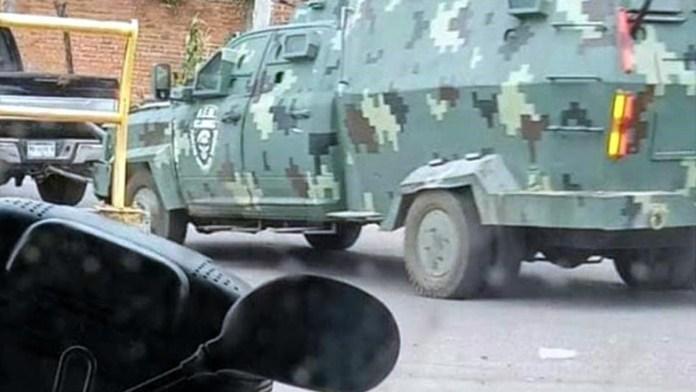 Es CJNG el mejor armado de México