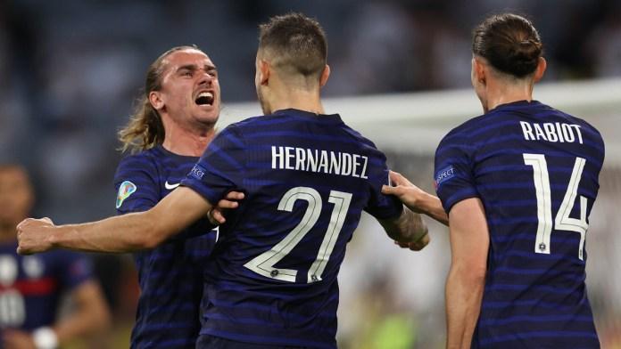 Debuta Francia con triunfo ante Alemania
