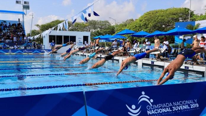Busca Quintana Roo el Top 3 en natación y patinaje