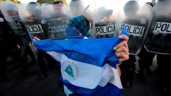 Acusan abusos a detenidos en Nicaragua