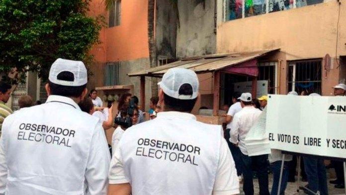 Acreditan para elección a 27 observadores de Coparmex