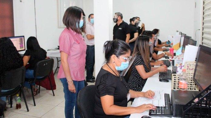 Declaran listo el Programa de Resultados Electorales Preliminares
