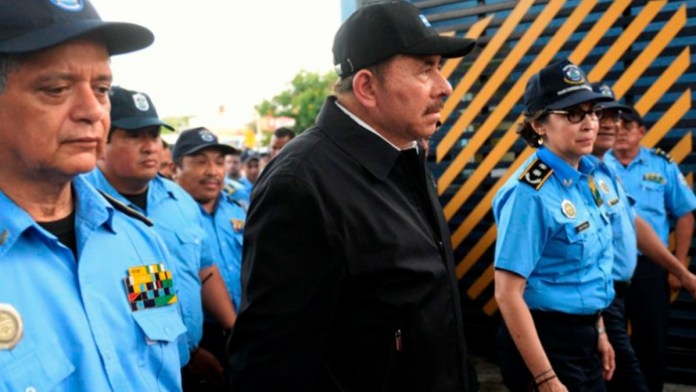 México y Argentina analizan turbia situación en Nicaragua