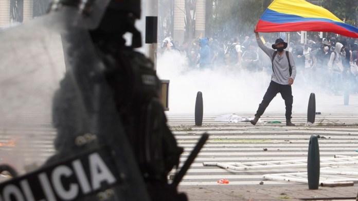 Cuentan 584 ataques a derechos humanos en Colombia