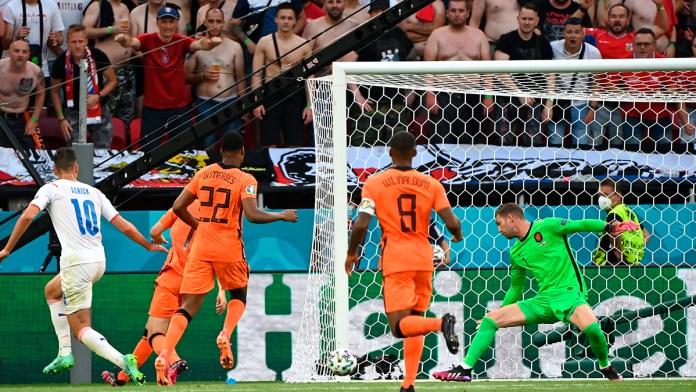 Eliminan checos a Países Bajos y pasan a Cuartos