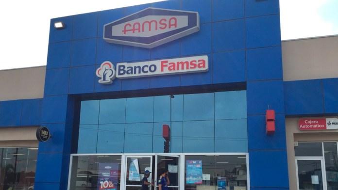 Olvidan $273 millones los afectados de Famsa