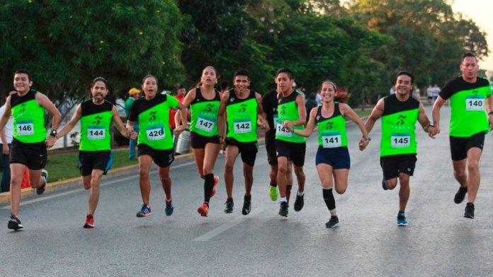 Presentan primer Maratón de Tulum