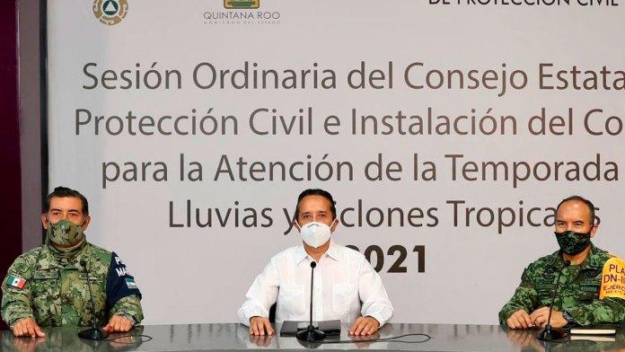 Instalan Comité para huracanes