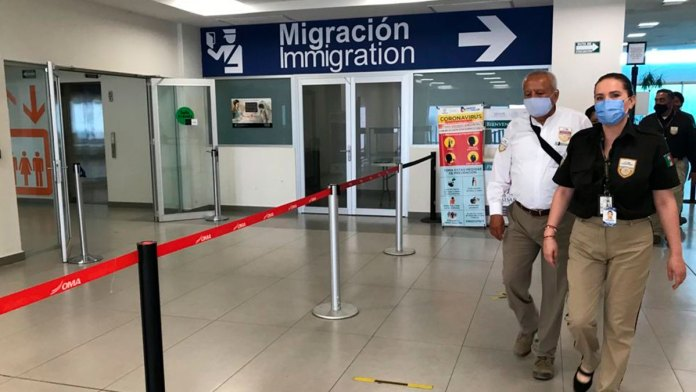 Abusa Migración con nicaragüenses