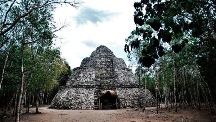 Anuncian cierre temporal de la Zona Arqueológica de Cobá