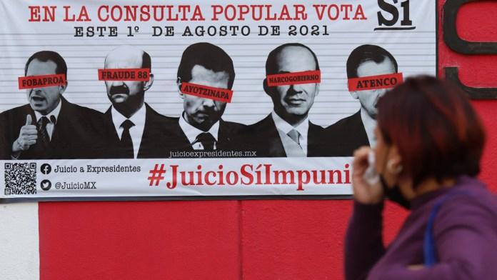 Promete Morena Comisión para juzgar a expresidentes