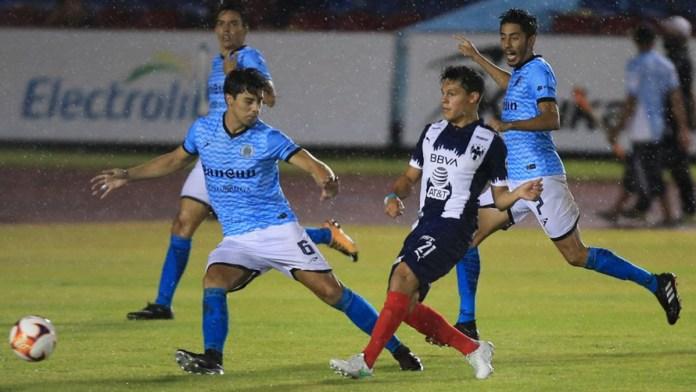 Recortan apoyo del gobierno a Tigres y Cancún FC