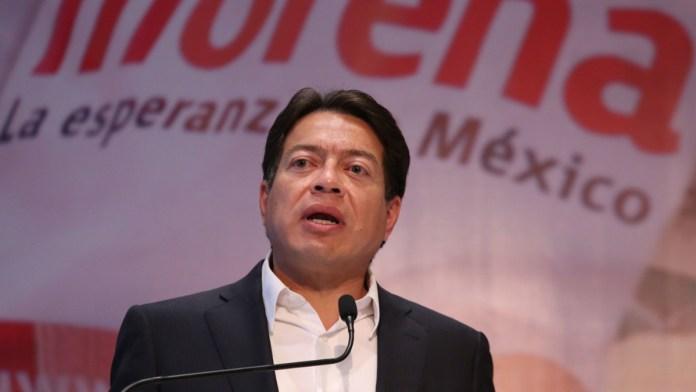 Perfila Mario Delgado uso de encuesta para 2024