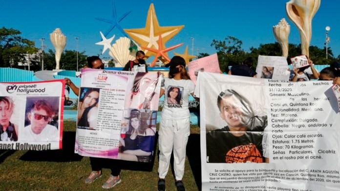 Busca Segob fosas clandestinas en Quintana Roo