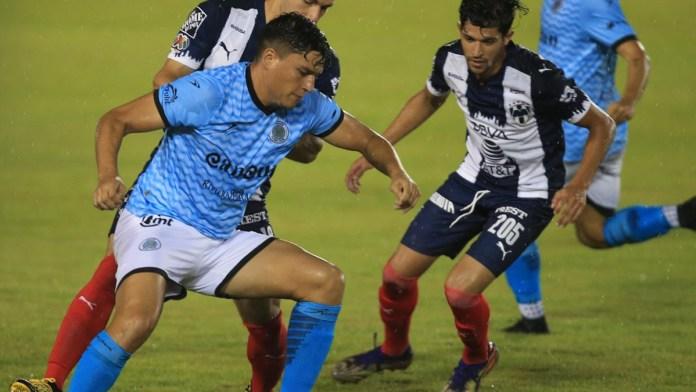 Inicia Cancún FC Apertura 2021 contra Raya2